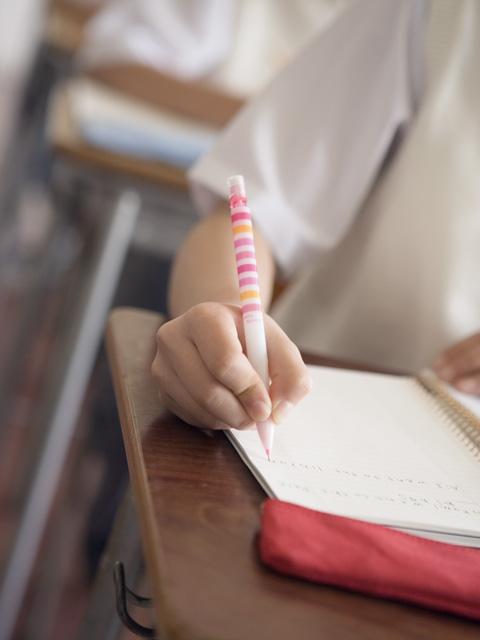 学校の授業がよくわからない人のイメージ